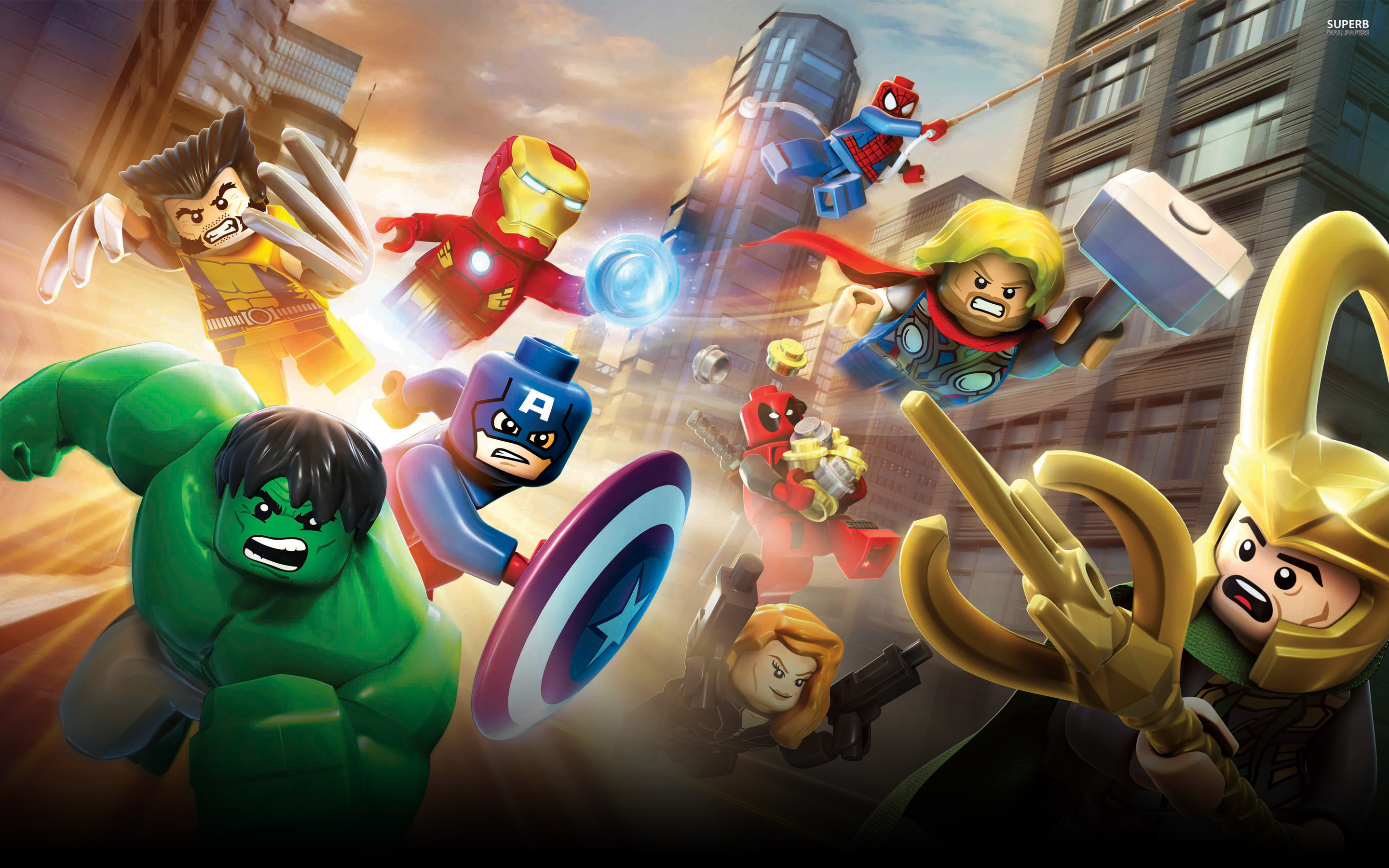 LEGO Marvel's Avengers - Deluxe Edition